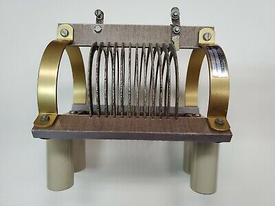 Kintronic Laboratories Type L10-15 Serial 3170-011195 Transmitter Inductor Am