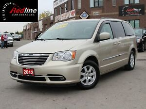 2012 Chrysler Town & Country Touring Navi-Dual DVD-Sunroof-Camer