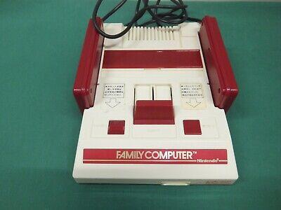 Nintendo Family Computer Console HVC-001 -- Famicom, NES. Japan game.  .4