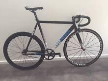 Cinelli Mash Histogram Fixie - Bike Kingsley Joondalup Area Preview