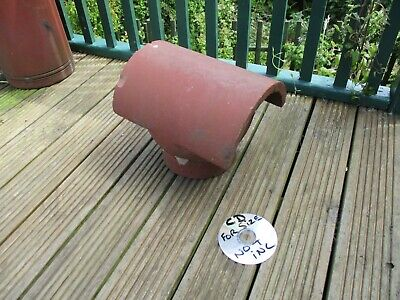 Vintage    Terracotta Chimney  Pot  top.  Ideal  Planter