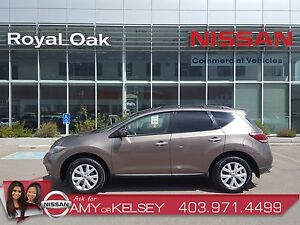 2012 Nissan Murano SL AWD ** RIDE IN LUXURY **
