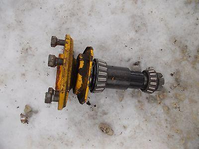 International Cub 154 Lo Boy Tractor Stub Axle Drive Shaft Bearings Studs Bolts