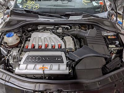 2008 AUDI TT 3.2L ENGINE MOTOR WITH 92,434 MILES