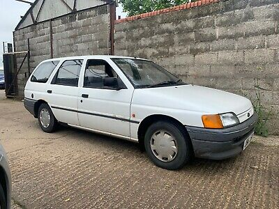 1991 Ford Escort 1.3 Popular.. Petrol.. Estate.. Find Another.. Project.. LOOK!