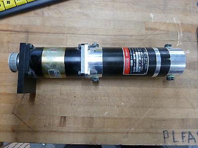 Dynetic Systems Dc Servo Motor Tach 230138 W Cgi 023pnx0160lb 161 Gear 22-e