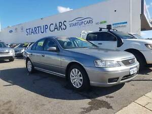 2006 FORD FAIRMONT BF SEDAN 4DR SPORTS AUTOMATIC 4SP 4.0i Victoria Park Victoria Park Area Preview