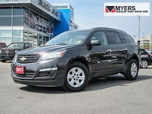 2017 Chevrolet Traverse LS , AWD, COLOR TOUCH SCREEN, REAR VISIO