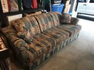 Couch and a love seat