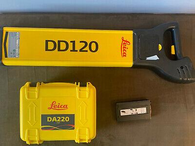 Leica Dd120 Underground Utility Locator