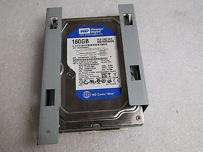 Hp Designjet Z6100  Hard Driver Disk 160Gb Hdd Q6651 60058  Tq672
