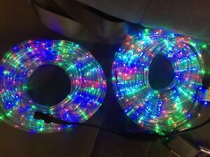 CHRISTMAS LIGHTS - 30 Feet - Multi Colour