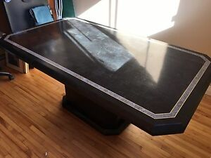Table de granite