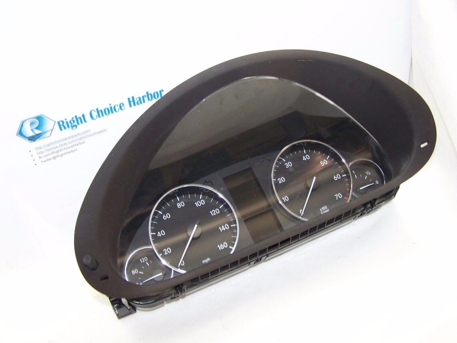 05-06 Mercedes-Benz C-Class Speedometer Instrument Cluster Gauge 147K OEM