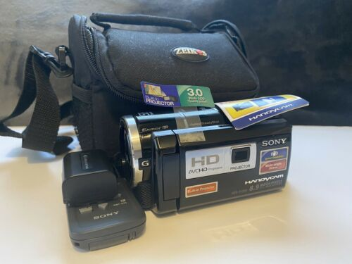 Sony Handycam HD Projector HDR-PJ260  Camera