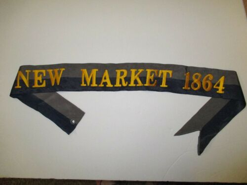 rst156 US Army Civil War Flag Streamer New Market 1864 South IR41