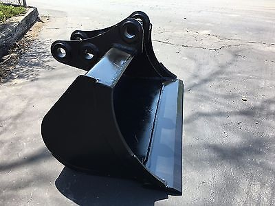 New 48 Grading Bucket For A Case Cx36b With Pins