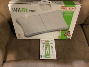 Wii Fit (new)