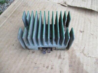John Deere 110 112 140 - voltage regulator, 15 amp OEM ()
