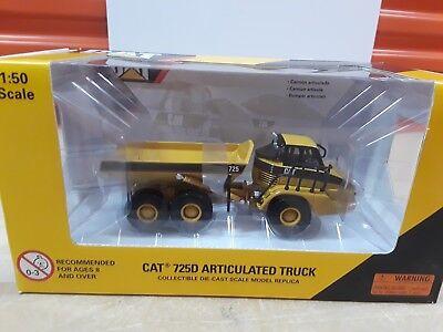 Norscot 55073 Caterpillar Cat 725D Articulated Truck Diecast 1:50 scale