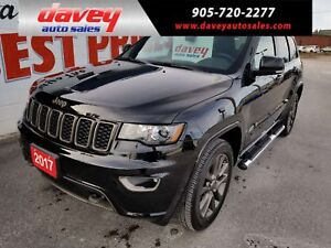 2017 Jeep Grand Cherokee Limited 75TH ANNIVERSARY  EDITION!!...