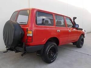 1991 Toyota Landcruiser HZJ80R 4.2 Diesel Turbo 261295 Klms Immac Penrith Penrith Area Preview