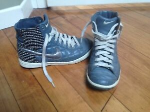 Nike high tops taille 7 pour femmes