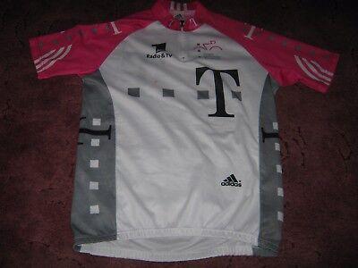 dd8e9f708 Team Deutsche Telecom 1ARD Radio & TV Adidas Italian cycling jersey [7].