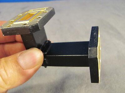 Waveguide Wr75 Ku-band Cast E-bend A1.50xb2.25 Cprg Both Ends163