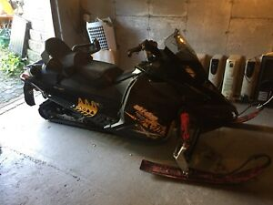 2 Snowmobiles and trailer ***Package Deal***