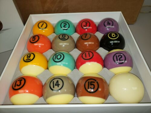 Dynasphere Tungsten Pool Ball Set 2 1/4