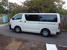 2012 Toyota Hiace Van/Minivan Mount Waverley Monash Area Preview
