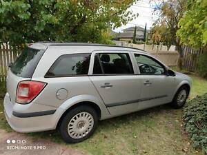 2007 Holden Astra Cd 4 Sp Automatic 4d Wagon