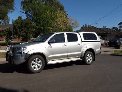 2010 Toyota Hilux Ute Craigieburn Hume Area Preview