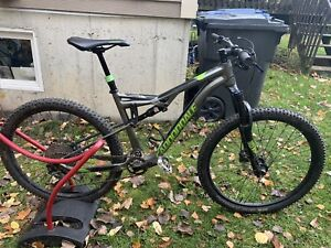 Mtb cannondale HABIT 4 . Medium
