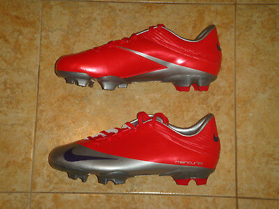 huge selection of 3a3b6 7d48c Nike Mercurial Veloci V FG Soccer Shoes RARE Football Boots Orange New