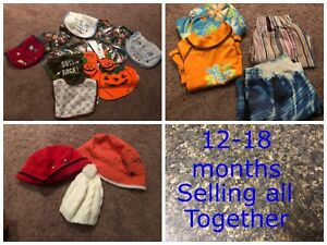 12-18 month boy clothes