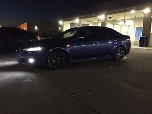 2007 Acura TL Type S - CLEAN