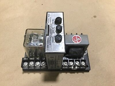 Electronics Corporation Photoswitch Model 3000 Type 23md2 008d16