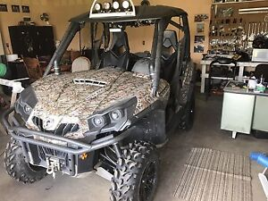 2012 Can-Am Commander 1000 XT