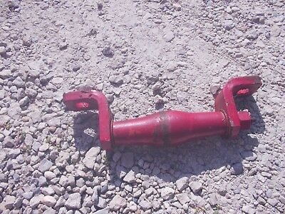 Farmall H 350 400 450 Sm Sh M Row Crop Tractor Ihc Ih Swinging Drawbar Roller