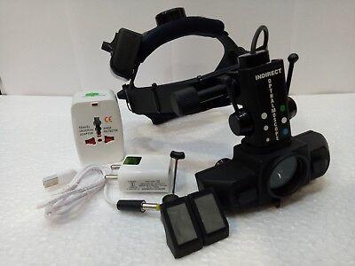 Mg-69k Binocular Indirect Ophthalmoscope Optometry Medical Specialties