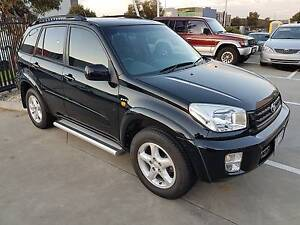 2002 Toyota RAV4 Wagon Campbellfield Hume Area Preview