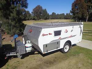 Cub Spacevan Hard Floor Camper Trailer Jandakot Cockburn Area Preview