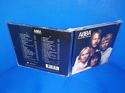 ABBA The Definitive Collection 2 DISC CD - A504