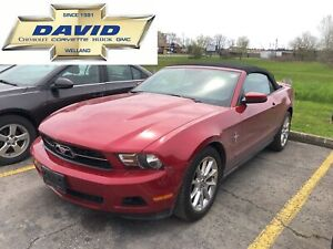 2010 Ford Mustang PREMIUM, LEATHER, PONY PKG, L.TRADE