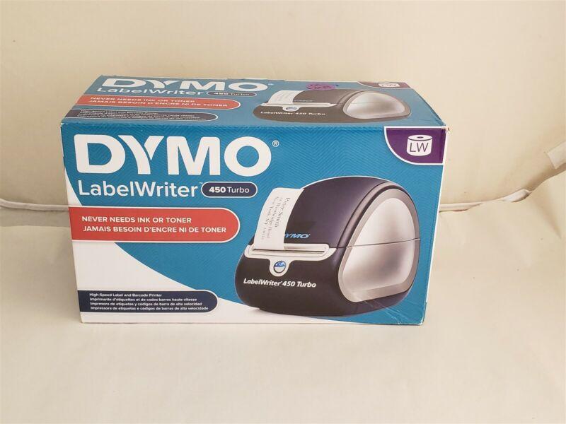 DYMO Label Printer | LabelWriter 450 Turbo Direct Thermal Label Printer, Fast..