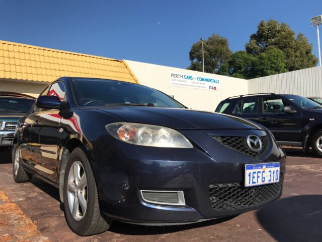 2008 Mazda 3 Sedan Manual Cars Vans Utes Gumtree Australia