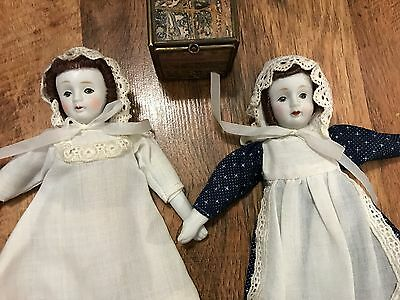Haunted Antique Dolls