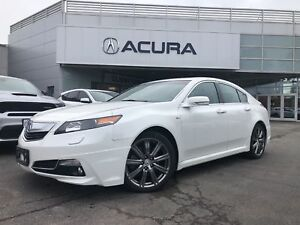 2014 Acura TL ASPEC | OFFLEASE | 1OWNER | LEATHER | 305HP | 3.4%